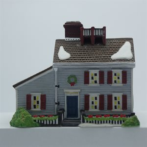 NE REMIAH BREWSTER HOUSE
